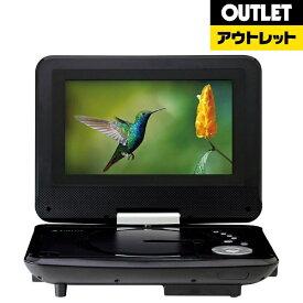 エスキュービズムエレクトリック S-cubism 【アウトレット品】APD-0701 ポータブルDVDプレーヤー [7V型 /2時間 /DVD-ROM/±R/±RW/±R DL(DVD-Video、VR/CPRM)、CD-ROM/R/RW(CD-DA、VCD)]【生産完了品】APD0701 【kk9n0d18p】