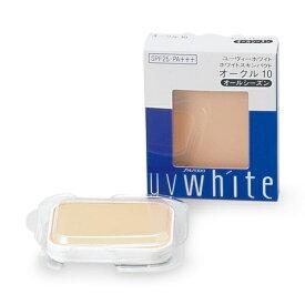 資生堂 shiseido UVホワイトホワイトスキンパクト オークル10 (レフィル)(12g)