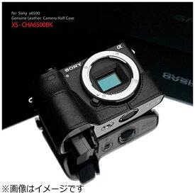 GRAIZ ゲリズ 本革カメラケース ソニー α6500用 (ブラック)XS-CHA6500BK[XSCHA6500BK]
