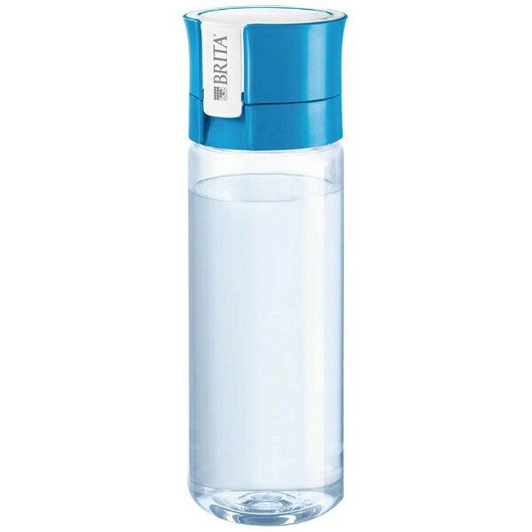 ブリタ 浄水機能付き携帯ボトル 「フィル&ゴー」 BJGBL ブルー[BJGBL]