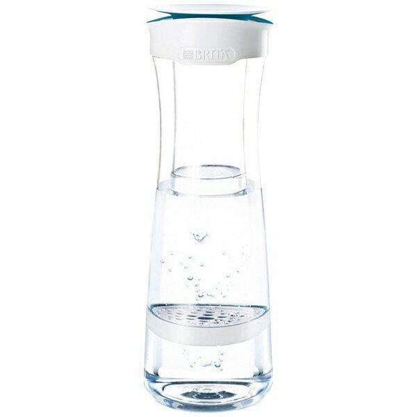 ブリタ ポット型浄水器 「フィル&サーブ」(浄水部容量0.43L) BJSWT ホワイトティール[BJSWT]