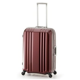 デカかる2 スーツケース 64L デカかる2 ワイン MM-5388 [TSAロック搭載]