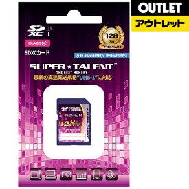 SUPERTALENT スーパータレント 【アウトレット品】SDXCカード Premiumシリーズ ST28SU1P [128GB /Class10]【数量限定品】ST28SU1P 【kk9n0d18p】