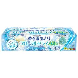 白元 フローラルドライ ホワイトアロマソープの香り 420mL