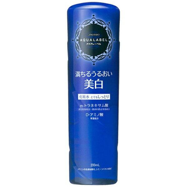 資生堂 shiseido AQUALABEL(アクアレーベル)ホワイトアップ ローション (III)(200mL)