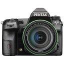 【送料無料】 リコー PENTAX K-3 II【18-135WR レンズキット】/デジタル一眼レフカメラ[生産完了品 在庫限り]