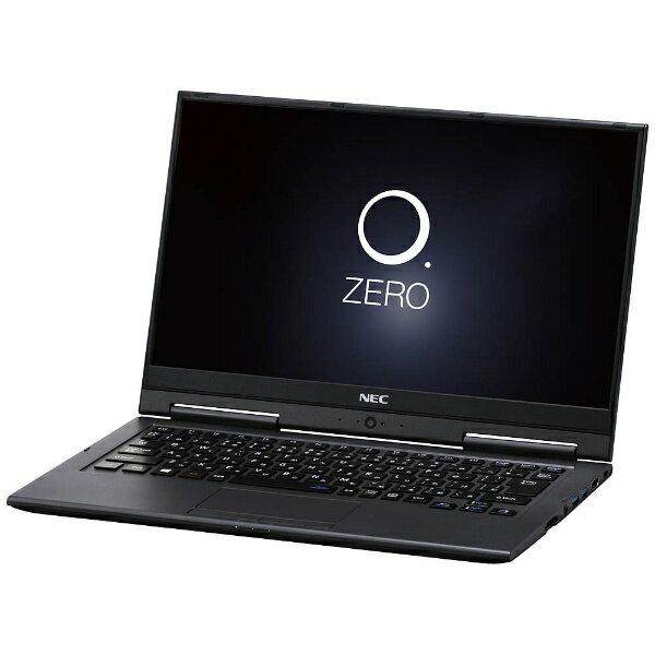 【送料無料】 NEC 13.3型ワイド モバイルノートPC LAVIE Hybrid ZERO[Office付き・Win10・Core i5・SSD 256GB・メモリ4GB] メテオグレー PC-HZ550GAB(2017年春モデル)[PCHZ550GAB]