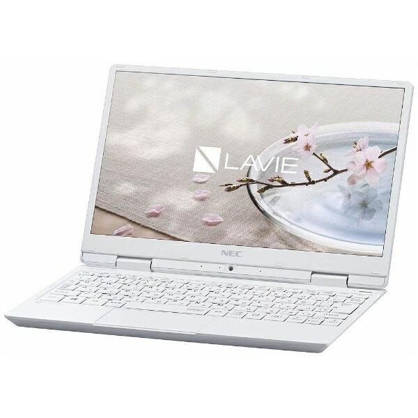 【送料無料】 NEC 11.6型ワイド モバイルノートPC LAVIE Note Mobile[Office付き・Win10・Core i5・SSD 256GB・メモリ4GB] パールホワイト PC-NM550GAW(2017年春モデル)[PCNM550GAW]
