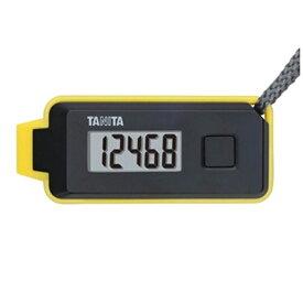 タニタ TANITA 歩数計 歩イッスル ブラック FB-738-BK [バッグ/ポケットインタイプ][FB738BK]