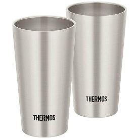 サーモス THERMOS 真空断熱タンブラー2個セット (0.3L) JDI-300P-S[JDI300PS]