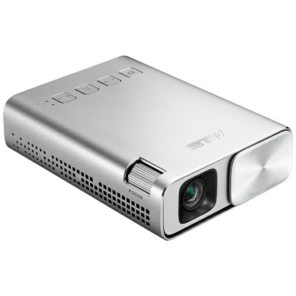 【送料無料】 ASUS ZenBeam E1 ポケット LED プロジェクター(小型ミニ/150ルーメン/6000mAhバッテリー内蔵/5時間の投影時間/パワーバンク/HDMI MHL)