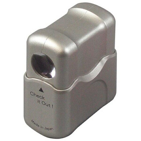 ミザールテック 広視界単眼鏡 SD-413 シルバー[SD413シルバー]