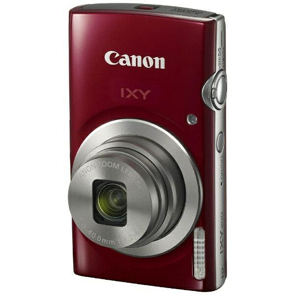 【送料無料】 キヤノン CANON IXY200 コンパクトデジタルカメラ IXY(イクシー) レッド