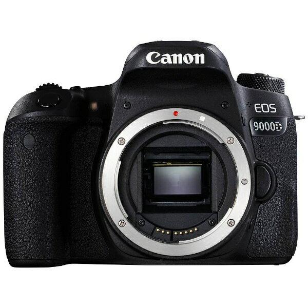 【送料無料】 キヤノン CANON EOS 9000D(W)【ボディ(レンズ別売)】/デジタル一眼レフカメラ