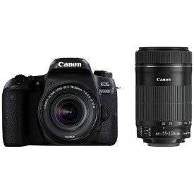 キヤノン CANON EOS 9000D デジタル一眼レフカメラ [ズームレンズ+ズームレンズ][EOS9000DWKIT]