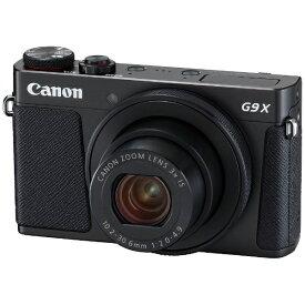 キヤノン CANON PSG9XMARKII コンパクトデジタルカメラ PowerShot(パワーショット) ブラック[PSG9XMARK2BK]