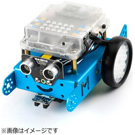 MAKEBLOCKJAPAN mBot V1.1-Blue(Bluetooth Version) [99095]〔ロボットキット: iOS/Android対応〕【STEM教育】[99095]