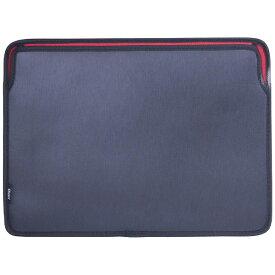 ナカバヤシ Nakabayashi MacBook Pro(15インチ、2016)用 スリップインケース 横入れ ブラック SZC-MPY5103BK[SZCMPY5103BK]