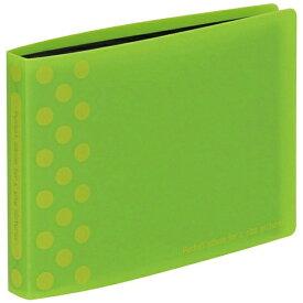 ハクバ HAKUBA ポケットアルバム Ligero(リヘロ) Lサイズ 20枚用(グリーン) APLR-L20GR[生産完了品 在庫限り][APLRL20GR]