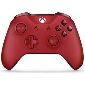 マイクロソフト Microsoft 【純正】Xbox ワイヤレス コントローラー (レッド) WL3-00029 [XboxOne]