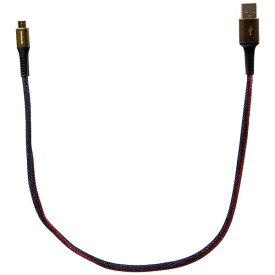 OWLTECH オウルテック [micro USB]USBケーブル 充電・転送 (0.5m・デニム地)OWL-CBJDCMU5-DE [1.2m]