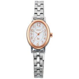 オリエント時計 ORIENT [ソーラー時計]イオ(iO) 「ナチュラル&プレーンソーラー」 WI0451WD