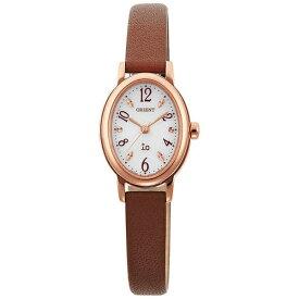 オリエント時計 ORIENT [ソーラー時計]イオ(iO) 「ナチュラル&プレーンソーラー」 WI0481WD