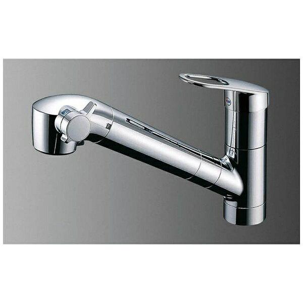 【送料無料】 TOTO 浄水器兼用混合水栓 「GGシリーズ」(ハンドシャワー・吐水切り替えタイプ) TKGG38E[TKGG38E]