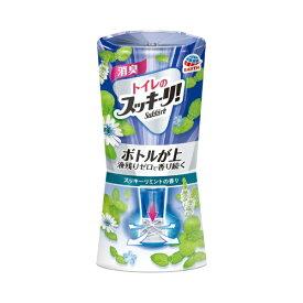 アース製薬 Earth トイレのスッキーリ!Sukki-ri! スッキーリ!Sukki-ri!ミントの香り 400ml 〔消臭剤・芳香剤〕【rb_pcp】
