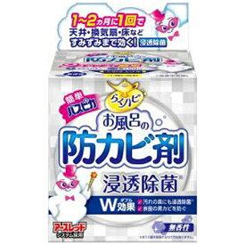 アース製薬 Earth らくハピ お風呂の防カビ剤 無香性【rb_pcp】