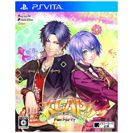 アイディアファクトリー IDEA FACTORY KLAP!! 〜Kind Love And Punish〜 Fun Party 通常版 【PS Vitaゲームソフト】
