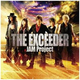 ランティス Lantis JAM Project/PS4/PSVita『スーパーロボット大戦V』OP/ED主題歌:THE EXCEEDER/NEW BLUE 初回限定盤 【CD】