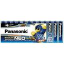 パナソニック Panasonic LR03NJ/12SW 単4電池 EVOLTA(エボルタ) [12本 /アルカリ][LR03NJ12SW] panasonic【rb_pcp】
