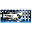 パナソニック Panasonic LR03NJ/20SW 単4電池 EVOLTA NEO(エボルタネオ) [20本 /アルカリ][LR03NJ20SW] panasonic