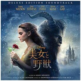 エイベックス・エンタテインメント Avex Entertainment (オリジナル・サウンドトラック)/美女と野獣 オリジナル・サウンドトラック - デラックス・エディション-(実写映画)[英語版] 通常デラックスエディション盤 【CD】