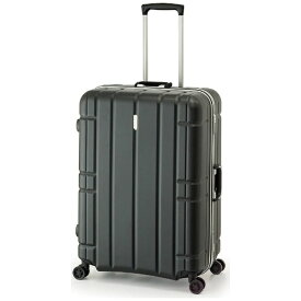 A.L.I アジア・ラゲージ スーツケース ハードキャリー 100L ALI Max G(アリマックスジー) マットブラック MF-5017 [TSAロック搭載]