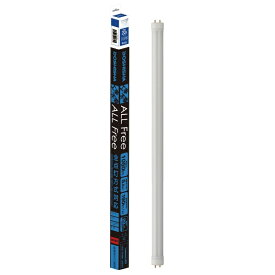 ドウシシャ DOSHISHA G13-ZX06D 直管形LEDランプ グロースタート式・ラピッド式・インバーター方式対応 Luminous [昼光色][G13ZX06D]
