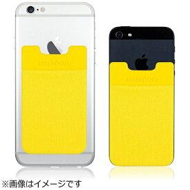 ROOX ルークス ステッカーブルポケット Sinji Pouch Basic 2 カード収納ケース SINSPB2LL-YW