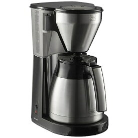 メリタ Melitta LKT-1001 コーヒーメーカー イージートップサーモ ブラック[LKT1001]