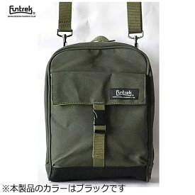 シライデザイン SHIRAI DESIGN Funtrekシリーズ 427 トレックポーチ (ブラック)