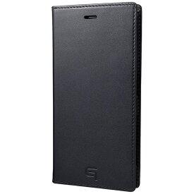 坂本ラヂヲ Xperia X Compact用 手帳型ケース GRAMAS Full Leather Case ネイビー GLC6126NV