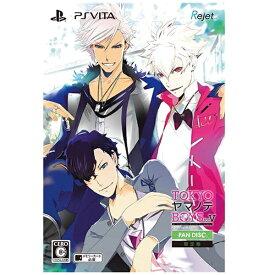 リジェット TOKYOヤマノテBOYS for V FAN DISC 限定版【PS Vitaゲームソフト】