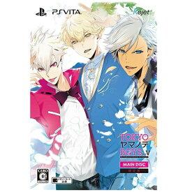 リジェット TOKYOヤマノテBOYS for V MAIN DISC 限定版【PS Vitaゲームソフト】