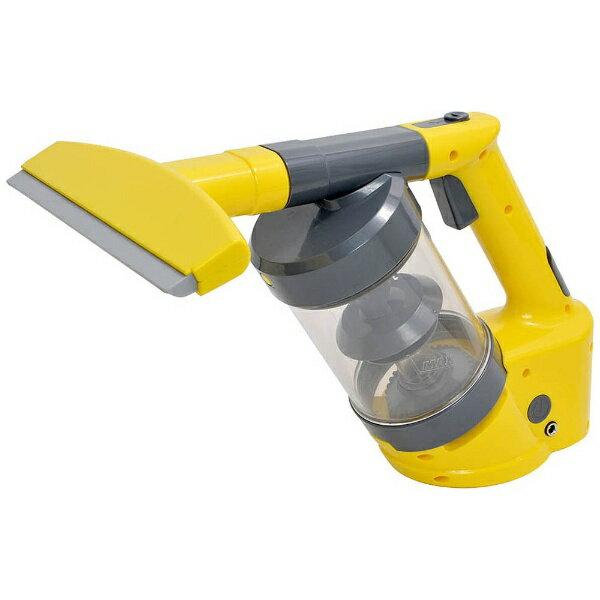 サンコー コードレスハンディクリーナー 「水が吸える掃除機 スイトリーナー」 VACRENR5 イエロー