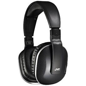 JVC ジェイブイシー ワイヤレスヘッドフォン HA-WD100-B [ワイヤレス][HAWD100B]