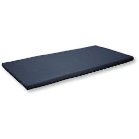 オーシン OSHIN ファインエアー4200 セミダブルサイズ(120×200×2.5cm/ネイビー)【日本製】