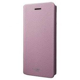 坂本ラヂヲ iPhone 7用 手帳型レザーケース GRAMAS COLORS EURO Passione 2 Leather Case パープル CLC2156PR