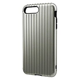 坂本ラヂヲ iPhone 7 Plus用 GRAMAS COLORS Rib Hybrid case ローズゴールド CHC446PRG