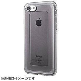 坂本ラヂヲ iPhone 7用 GRAMAS COLORS GEMS Hybrid Case オニキス ブラック CHC466BK