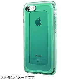 坂本ラヂヲ iPhone 7用 GRAMAS COLORS GEMS Hybrid Case エメラルド グリーン CHC466GR